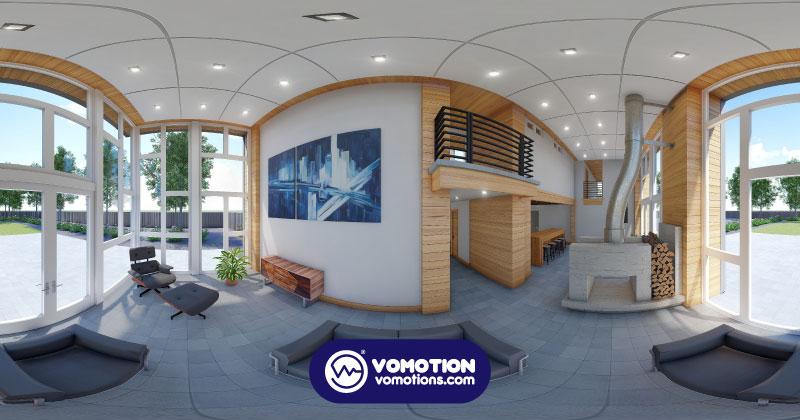 تصميم الواقع الافتراضي وصور البانوراما 360, تصميم الواقع الافتراضي VR